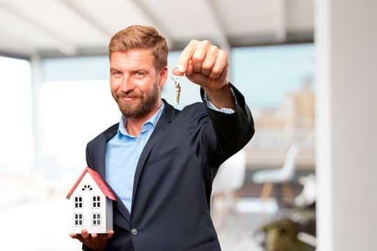 gestor de proyectos inmobiliario entrega de llaves